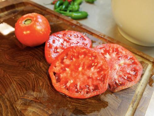 russian rose tomato